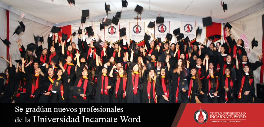 Universidad Incarnate Word Graduación