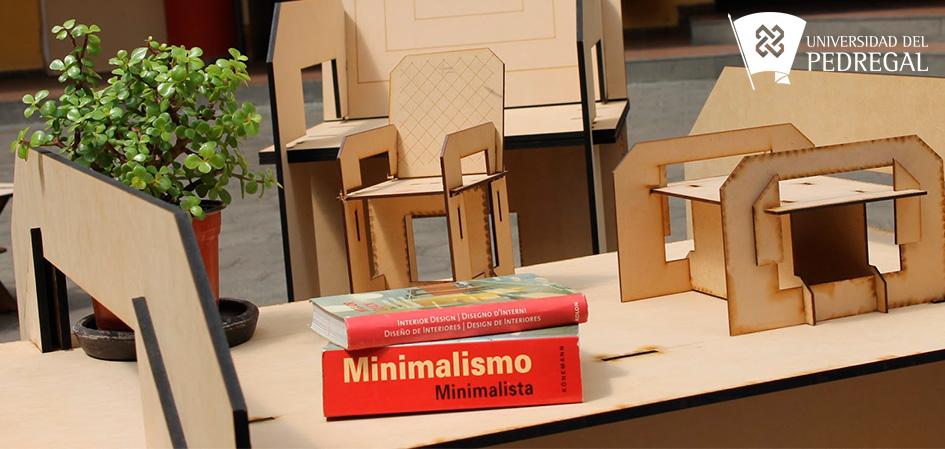 Flat furniture design Universidad del Pedregal Revista juventudes