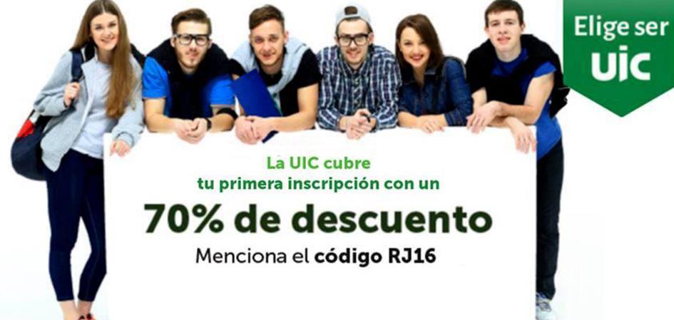 Descuento Inscripcion UIC Revista Juventudes