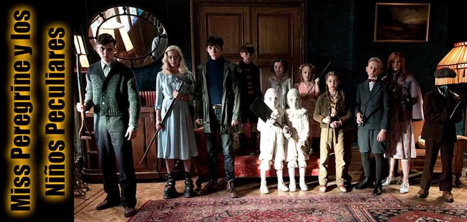 Miss Peregrine y los Niños Peculiares Juventud'es
