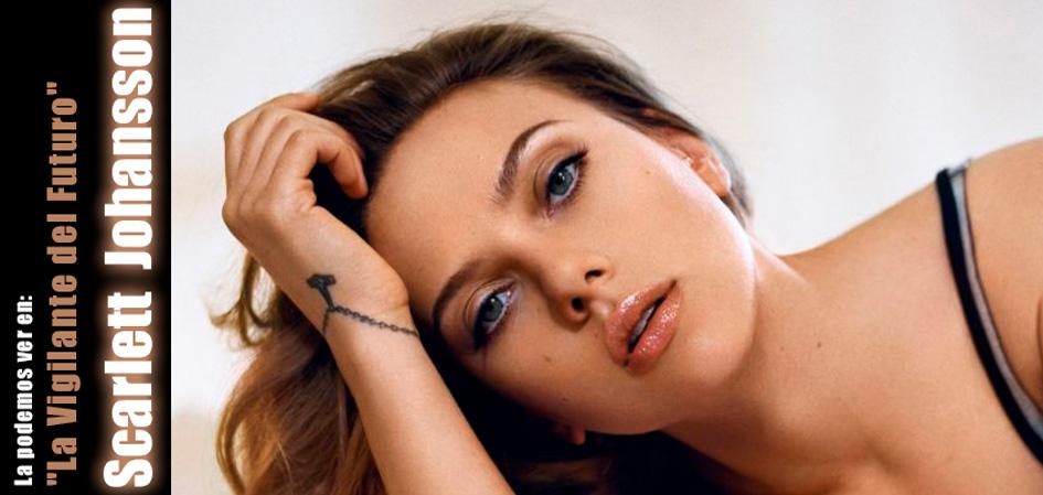 Scarlett Johansson Revista Juventud'es