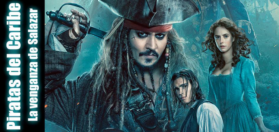 Piratas del Caribe Juventudes