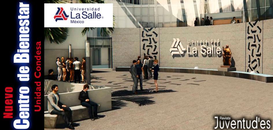La Salle Centro Bienestar Unidad Condesa
