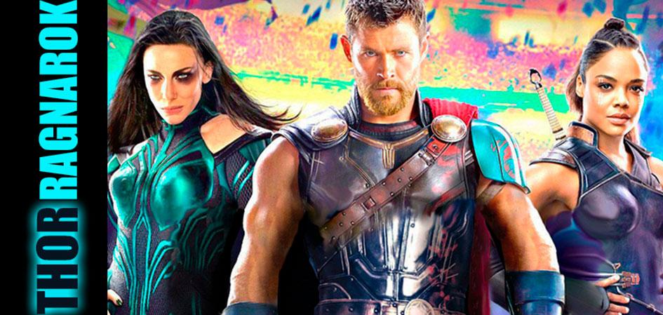 Thor Ragnarok - Juventudes