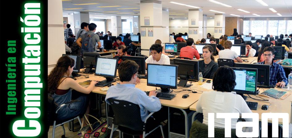 Ingeniería en Computación del ITAM Revista Juventud'es