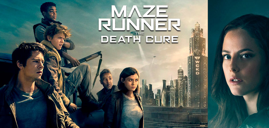 Maze Runner: The Death Cure - Revista Juventud'es