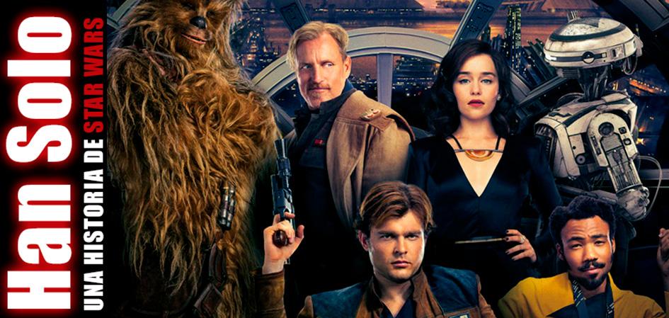 Han Solo una historia de Star Wars Revista Juventud'es