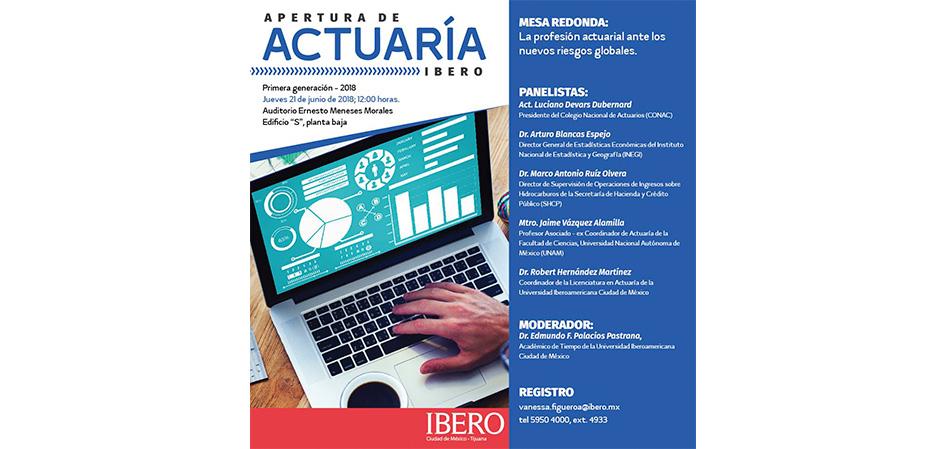 Actuaría IBERO Revista Juventud'es