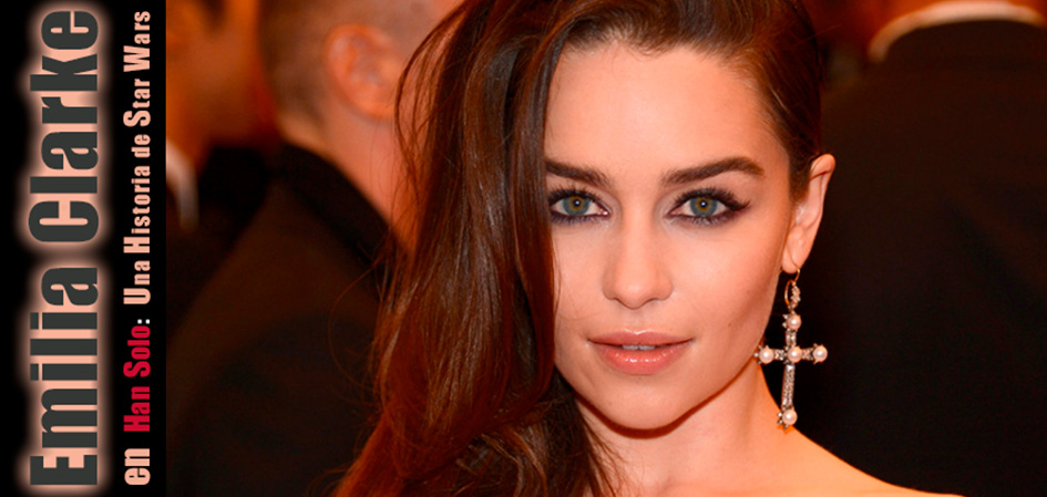 Emilia Clarke Zona X Revista Juventud'es