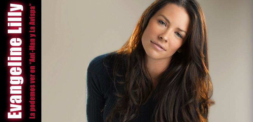 Evangeline Lilly Revista Juventud'es