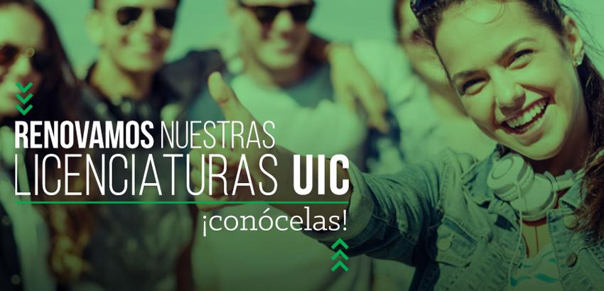 La UIC Renueva sus Licenciaturas Revista Juventud'es