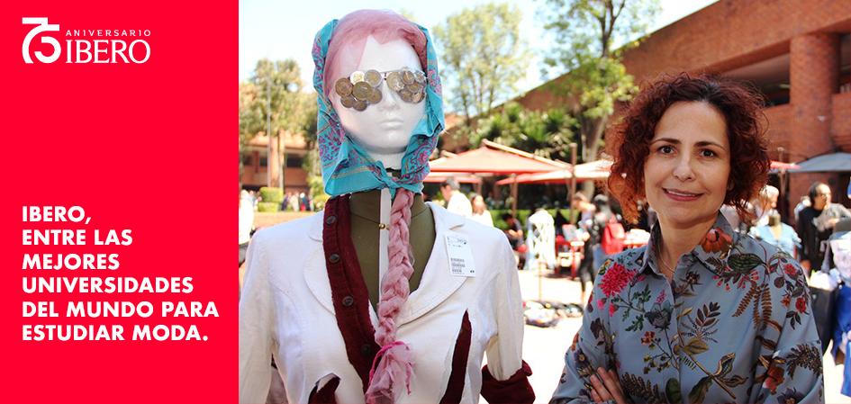 IBERO, entre las mejores universidades del mundo para estudiar moda.