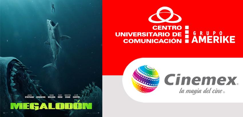 Centro Universitario de Comunicación y Cinemex