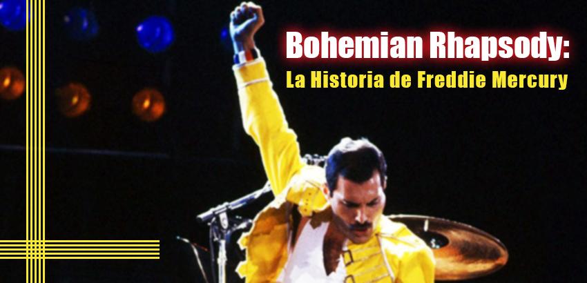 Bohemian Rhapsody: La historia de Freddie Mercury Revista Juventud'es
