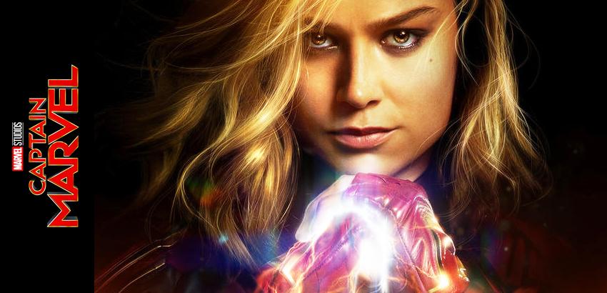 Capitana Marvel Cine Juventud'es