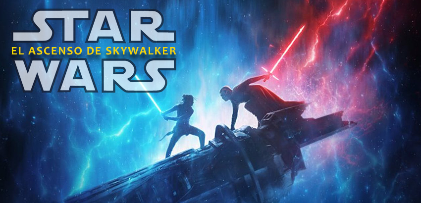 Star Wars El ascenso de Skywalker Cine Revista Juventud'es
