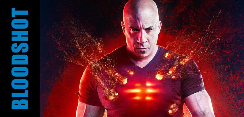 Bloodshot Vin Diesel Revista Juventud'es