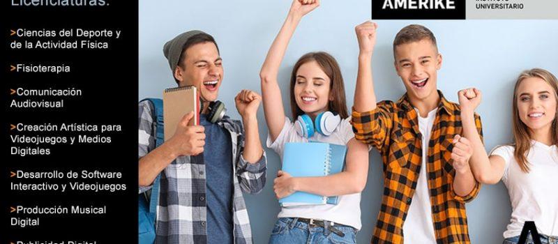 Amerike Campus CDMX Revista Juventud'es