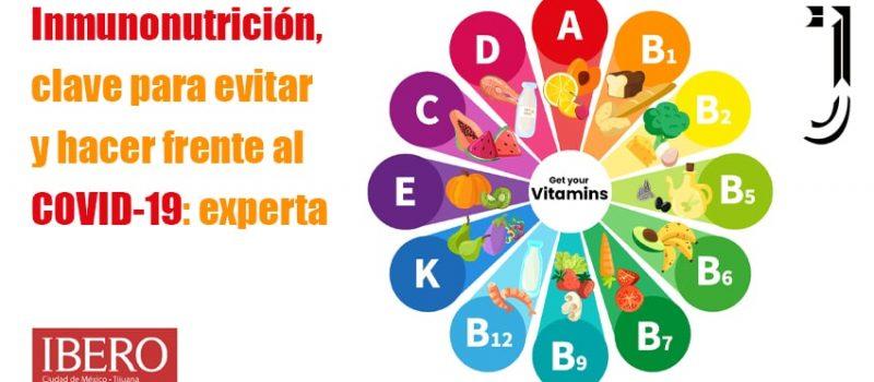Inmunonutrición Revista Juventud'es