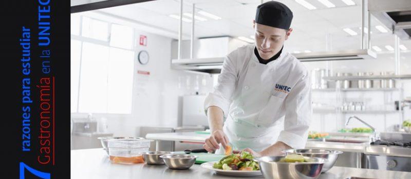 gastronomía en la UNITEC Revista Juventud'es