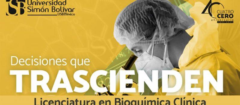 Licenciatura en Bioquímica Clínica - Revista Juventud'es