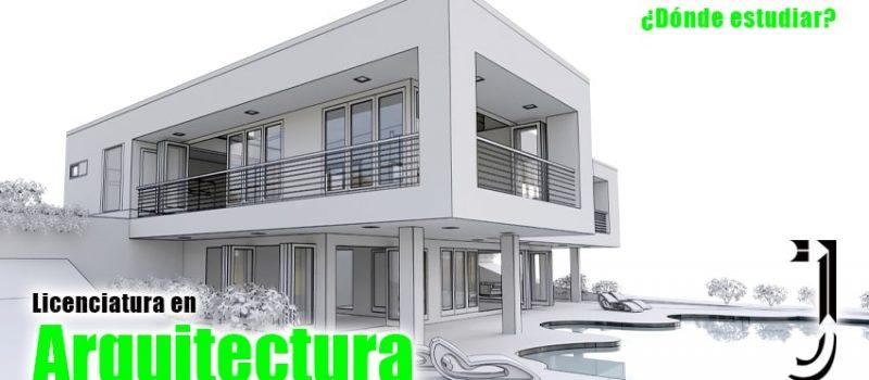 Licenciatura en Arquitectura - Revista Juventud'es 2021